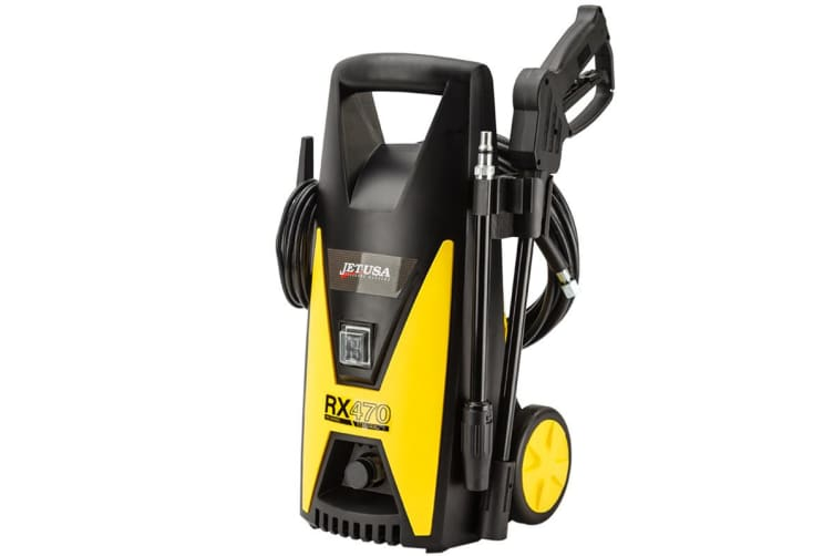 JET-USA 3100 PSI High Pressure Washer Cleaner Electric Water Gurney Pump Hose