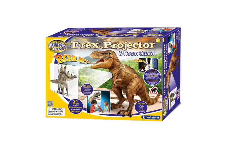 Rooms: Brainstorm T-Rex Projector And Room Guard