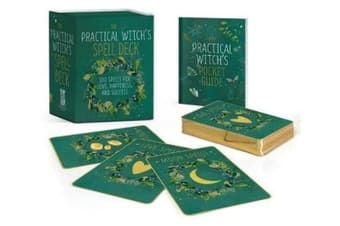 The Practical Witch's Spell Deck - 100 Spells for Love, Happiness, and Success