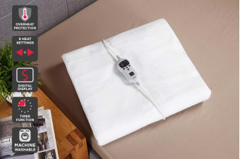 Ovela Fitted Electric Blanket (Single)
