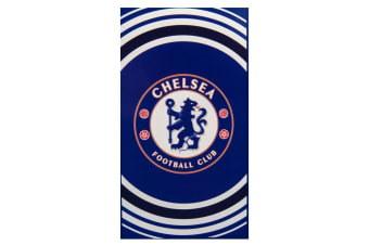 Chelsea FC Pulse Towel (Blue) (One Size)