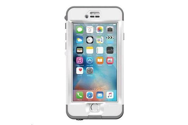 Lifeproof iPhone 6s Plus Nuud Case - Avalanche Compatible with Apple iPhone 6s Plus only