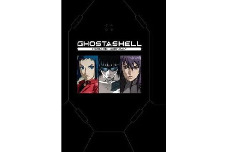 Ghost In The Shell Readme - 1995-2017