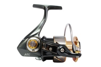 ATC Valour Spinning Fishing Reel - 9+1 Ball Bearing Spin Reel [Size: 4000]