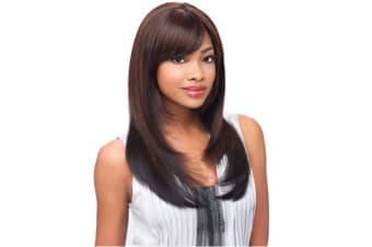 Women fashion Middle Length Hair Wigs 67