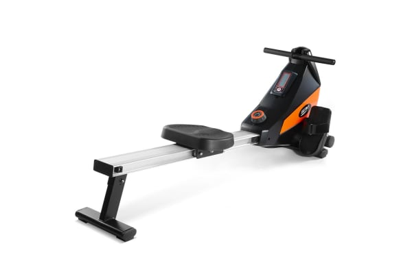 Genki Rowing Machine Magnetic Fitness Exercise Equipment Home Workout Rower - Orange