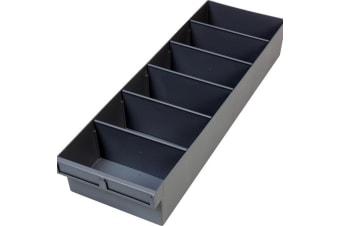 600Mm Large Spare Parts Tray Storage Drawer With Dividers