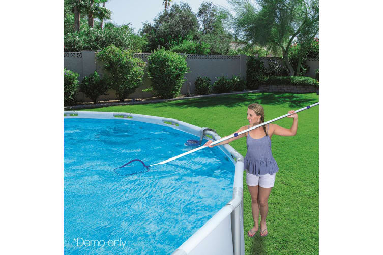 Bestway Swimming Pool Cleaner Deluxe Maintenance Kit Cleaning Ground