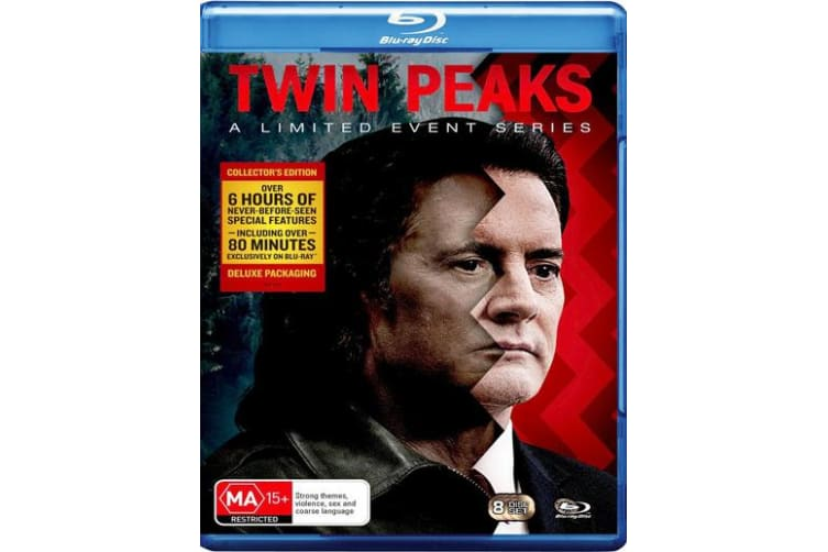Twin Peaks A Limited Event Series Blu-ray Region B