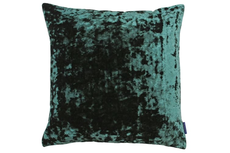 Riva Home Roma Cushion Cover (Emerald) (50x50cm)