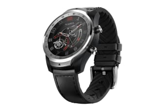 TicWatch Pro Silver Bluetooth Smart Watch