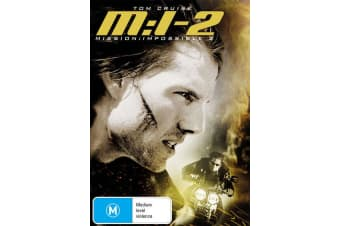 Mission Impossible 2 DVD Region 4