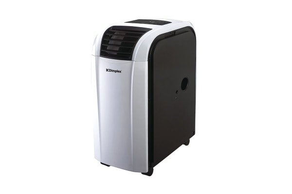 Dimplex 3.5kW 12,000 BTU Reverse Cycle Portable Air Conditioner w/Dehumidifier (DC12RCBW)