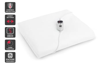 Ovela Fitted Electric Blanket (Queen / Double)