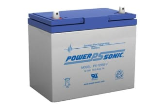 Power Sonic 12V 55Amp Sla Battery