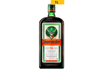Jagermeister Liqueur 1L 1000mL Bottle