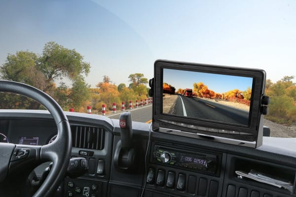 Kogan Dual Rear View Reversing Camera