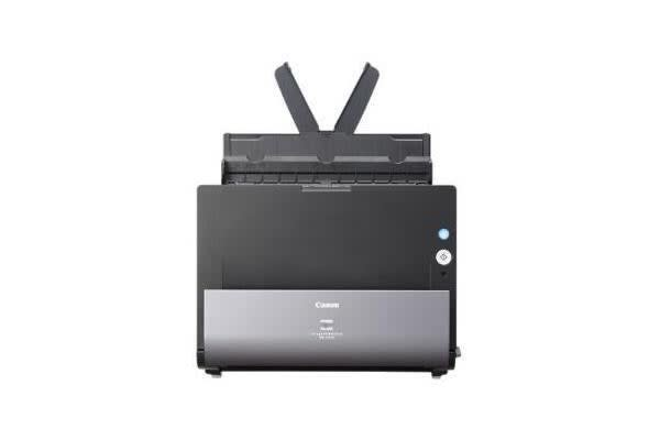 CANON DRC225 MAIN UNIT - 25PPM/50IPM USB SCANNER BUNDLED WITH CAPTUREON TOUCH ECOPY PDF PRO OFFICE OMNIPAGE PAPERPORT PRESTO BIZCARD