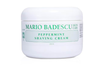 Mario Badescu Peppermint Shaving Cream 236ml
