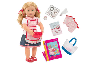 Our Generation Deluxe Baking Doll - Jenny