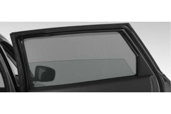 New Genuine Mazda CX-9 TB Rear Window Door Sun Shade x2 2007 - 2016 TB13ACSHD