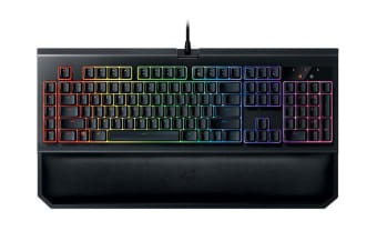 Razer BlackWidow Chroma V2 Mechanical Gaming Keyboard (Orange Switch)