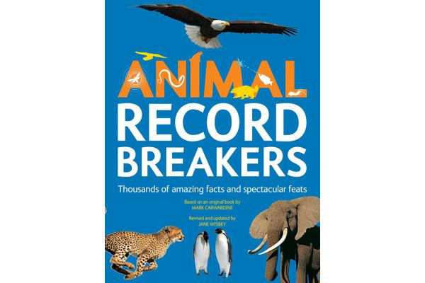 Image of Animal Record Breakers