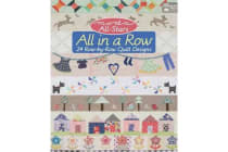 Moda All-Stars: All in a Row - 24 Row-by-Row Quilt Designs