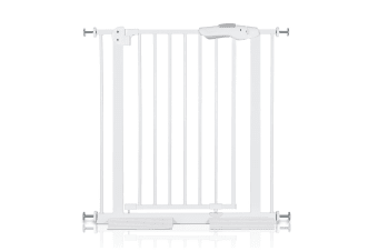 Adjustable Barrier Safety Gate for Babies and Pets w/ 75-85cm Width & 77cm Height