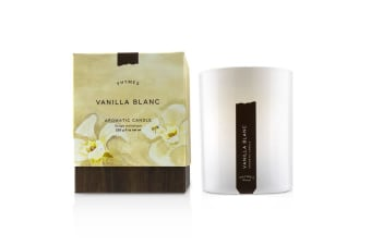 Thymes Aromatic Candle - Vanilla Blanc 9oz