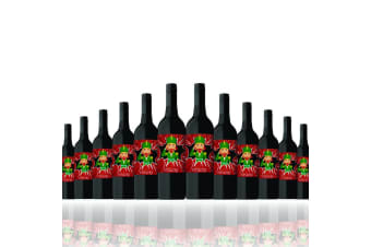 12 Bottles of 2019 Finicky Shiraz 750ML