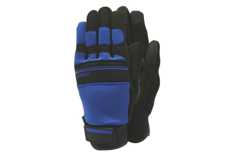 Town & Country Mens Ultimax Gloves (Navy) (L)