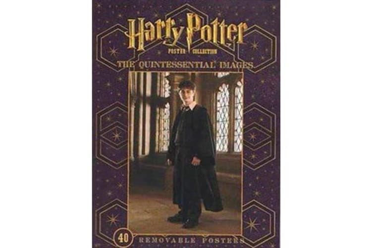 Harry Potter Poster Collection - The Quintessential Images