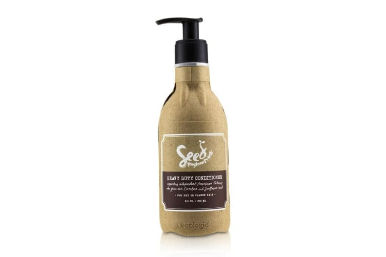 Seed Phytonutrients Heavy Duty Conditioner (For Dry or Coarse Hair) 250ml/8.5oz