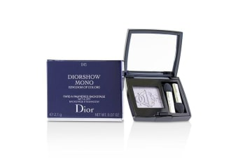 Christian Dior Kingdom of Colors Diorshow Mono Wet & Dry Backstage Eyeshadow (Limited Edition) - # 045 Fairy Grey 2.1g