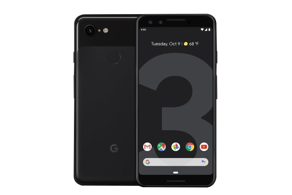 Google Pixel 3 (128GB, Just Black)
