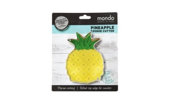Mondo Cookie Cutter Pineapple
