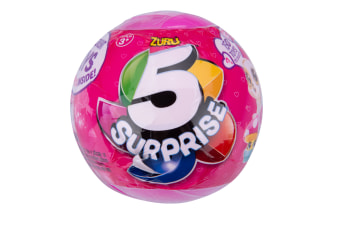 5 Surprise Girls Series 2