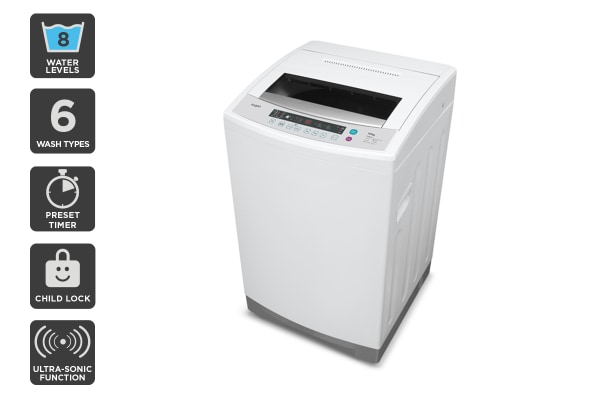 Kogan 10KG Top Load Washing Machine