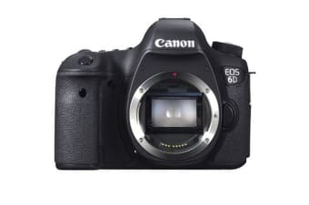 New Canon EOS 6D 20.2MP Body Digital Cameras (FREE DELIVERY + 1 YEAR AU WARRANTY)