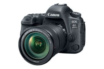 New Canon EOS 6D Mark II with 24-105mm IS STM Digital Cameras (FREE DELIVERY + 1 YEAR AU WARRANTY)