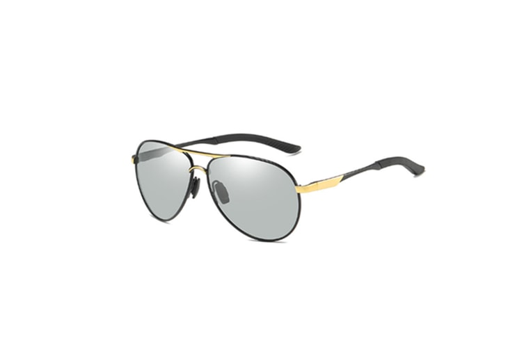 Automatic Color Change Hd Vision Day Night Polarized Sunglasses - 1