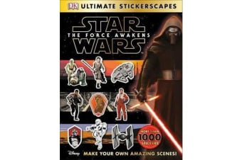Star Wars (TM) The Force Awakens Ultimate Stickerscapes