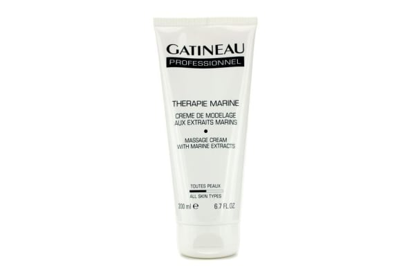 Gatineau Therapie Marine Massage Cream (Salon Size) (200ml/6.7oz)
