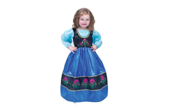 Little Adventures Scandinavian Princess (Large)