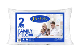 Jason Family Pillow (Two Pack)