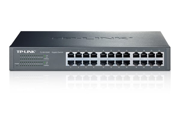 TP-Link 24 Port Unmanaged Switch (TL-SG1024D)