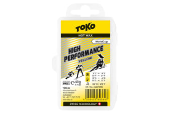 Toko Wax High Performance Hot Wax Yellow 40G