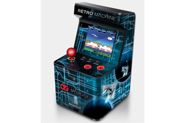 My Arcade RETRO MACHINE Gaming System 200 Built-in Games