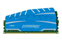 Crucial 8GB Kit (4GBx2) DDR3 1600 MT/s (PC3-12800) CL9 @1.5V Ballistix Sport XT UDIMM 240pin Single Ranked